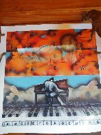 Jazz Chords 2006 Limited Edition Print by Billy Dee Williams - 1