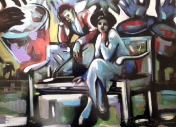 At the Club 2006 Limited Edition Print by Billy Dee Williams