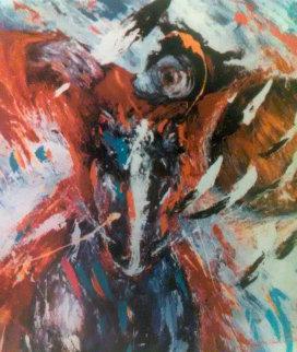 Healer 1992 Limited Edition Print by JoAnne Bird