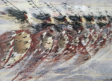 Untitled Print 1990 Limited Edition Print - JoAnne Bird