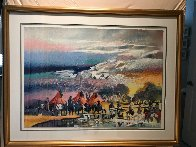 Red Lodge 1991 Limited Edition Print by Earl Biss - 1