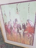 Looking Glass 1978 Limited Edition Print by Earl Biss - 1