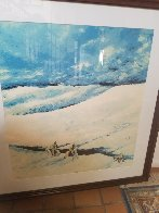 Windy Point 1983 Limited Edition Print by Earl Biss - 1