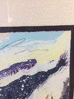 Wind, River, Snow AP 1993 Limited Edition Print by Earl Biss - 4