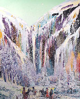 Wind, River, Snow AP 1993 Limited Edition Print by Earl Biss - 0