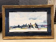Bringing the Children Home From Star School 1987 Limited Edition Print by Earl Biss - 1
