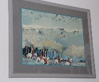 Rainbow Warriors Wandering Through the Autumn (Yellow) 1987 Limited Edition Print by Earl Biss - 2