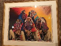 Land of the Free, Home of the Brave 1991 Limited Edition Print by Earl Biss - 1