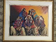 Land of the Free, Home of the Brave 1991 Limited Edition Print by Earl Biss - 2