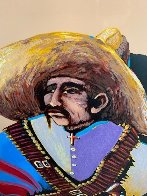 Pancho Villa His Sunday Best  AP 1990 Limited Edition Print by Earl Biss - 4