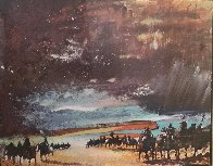 They Stood Like the Glory of the Sun 1995 Limited Edition Print by Earl Biss - 2
