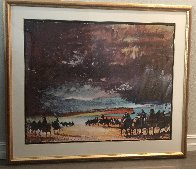 They Stood Like the Glory of the Sun 1995 Limited Edition Print by Earl Biss - 1