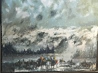 Another Storm Along the Rockies 1995 Limited Edition Print by Earl Biss - 1