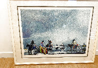 Reflections on Still Waters 1988 Limited Edition Print by Earl Biss - 2