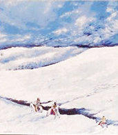 Windy Point 1983 Limited Edition Print by Earl Biss - 0