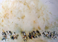 Turning in War Dust 1984 Limited Edition Print by Earl Biss - 0