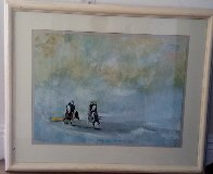 Mist Between the Day And Night MP 1985 Limited Edition Print by Earl Biss - 1