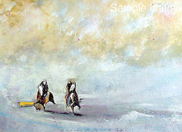 Mist Between the Day And Night MP 1985 Limited Edition Print by Earl Biss