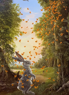 Emergence Limited Edition Print - Robert Bissell