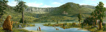 Kingdom AP  2012 Limited Edition Print by Robert Bissell