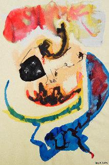 Transcendental Abstraction 1940 14x19 Works on Paper (not prints) by Emil Bisttram