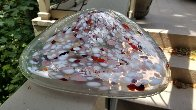 Untitled Early Glass Sculpture 13 in Sculpture by Martin Blank - 0