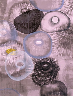 Happiness for Instance 1997 Limited Edition Print - Ross Bleckner