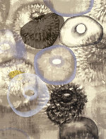 Happiness for Instance 1997 Limited Edition Print by Ross Bleckner - 2