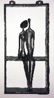 Untitled Bronze Sculpture  1999 13 in  Sculpture by Ruth Bloch - 0
