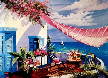 Tropical Paradise 1990  - Shari Hatchett Bohlmann