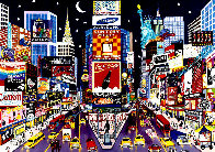 New York Glitter  Limited Edition Print by Sharie Hatchett Bohlmann - 0