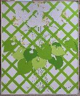 Untitled 1970 36x30 Original Painting by Sharie Hatchett Bohlmann - 1