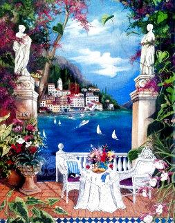 Romantic Bellagio 1999 Limited Edition Print - Sharie Hatchett Bohlmann