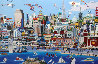 Heart of San Francisco (CA) Limited Edition Print by Sharie Hatchett Bohlmann - 0