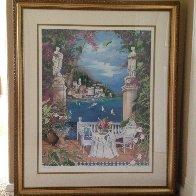 Romantic Bellagio 1999 Limited Edition Print by Sharie Hatchett Bohlmann - 1