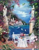 Romantic Bellagio 1999 Limited Edition Print by Sharie Hatchett Bohlmann - 0