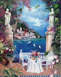 Romantic Bellagio 1999 Limited Edition Print - Sharie Hatchett Bohlmann
