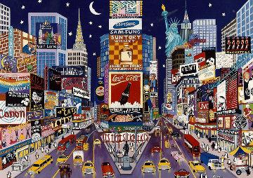 New York Glitter Limited Edition Print - Sharie Hatchett Bohlmann