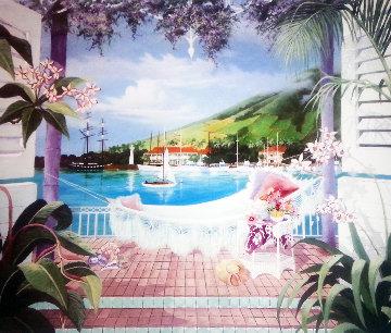 Spice Island AP Limited Edition Print - Sharie Hatchett Bohlmann