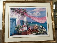 Tropical Afternoon 1990 Limited Edition Print by Sharie Hatchett Bohlmann - 1