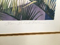 Tropical Afternoon 1990 Limited Edition Print by Sharie Hatchett Bohlmann - 3