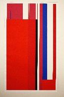 Untitled Silkscreen Limited Edition Print by Ilya Bolotowsky - 1