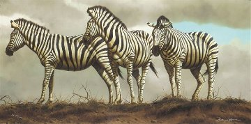 On the Ridge 2012 Limited Edition Print by Andrew Bone