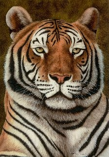 Pride of India 2018 Limited Edition Print by Andrew Bone