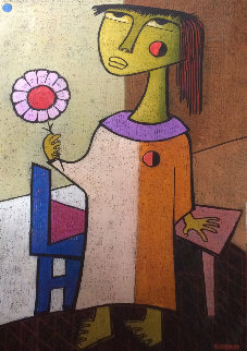 Le 1985 Limited Edition Print - Angel Botello