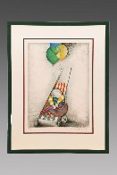 Untitled Lithograph 1980 Limited Edition Print by Graciela Rodo Boulanger - 1