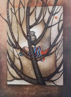 Un Koala Pour Sandra 1979 Limited Edition Print by Graciela Rodo Boulanger
