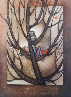 Un Koala Pour Sandra 1979 Limited Edition Print - Graciela Rodo Boulanger