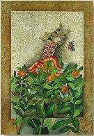 Un Papillion Pour Aniko 1979 Limited Edition Print by Graciela Rodo Boulanger - 1