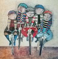 Tour De France  1977 Limited Edition Print by Graciela Rodo Boulanger - 0